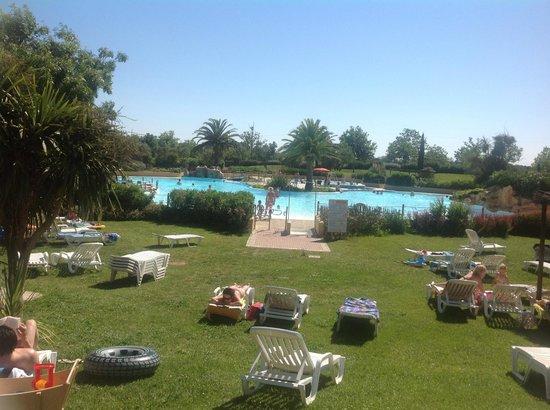 Campingvillage Le Capanne: piscina