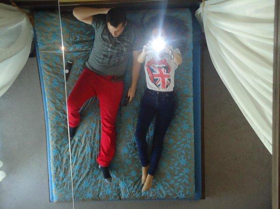 Regina Maria Spa Design Hotel: the mirror
