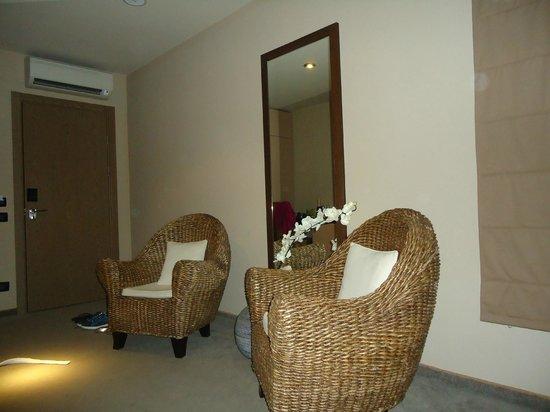Regina Maria Spa Design Hotel: the chairs