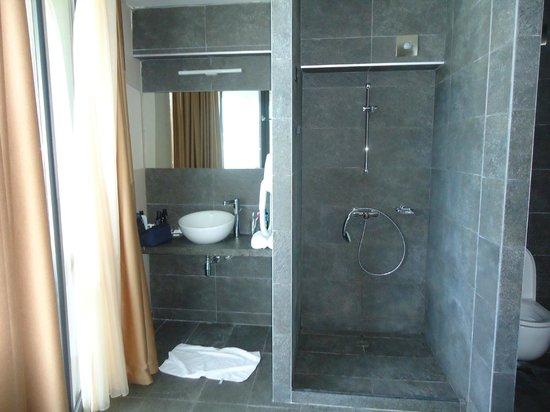Regina Maria Spa Design Hotel : the bathroom