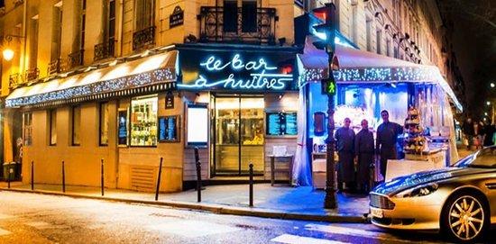 Le Bar à Huîtres Place des Vosges  : Le Bar à Huitres - Vosges