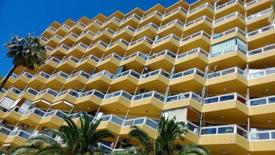 Apartamentos Las Palomas Econotels: Hotel