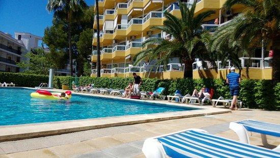 Apartamentos Las Palomas Econotels: pool