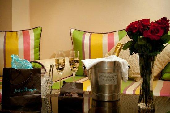 Dar Ilham: Suite & Chambre