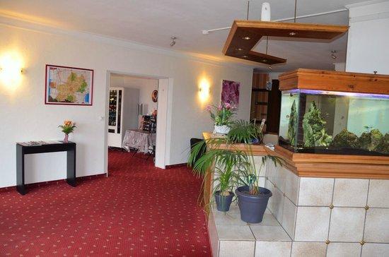 Hotel Aer : Réception