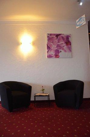 Hotel Aer : Hall d'entrée