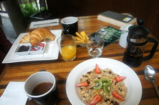 Daintree Wilderness Lodge: Breakfast