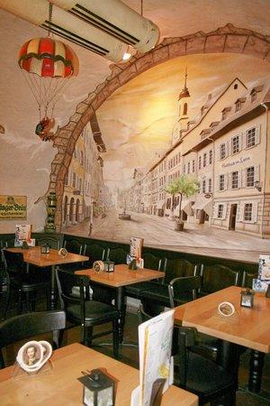 Restaurant Lamm: Gewölbekeller