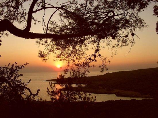 Nardo, Włochy: Panorama al tramonto