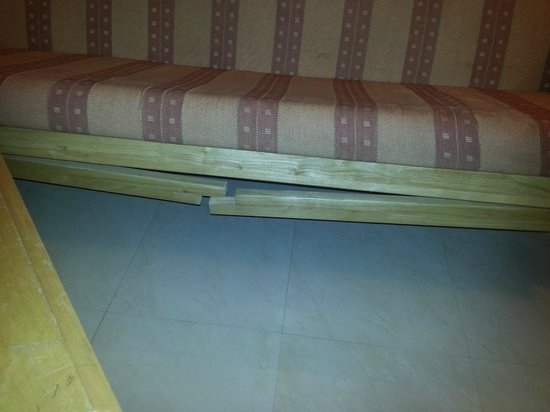 Lotus 8: Broken Furniture