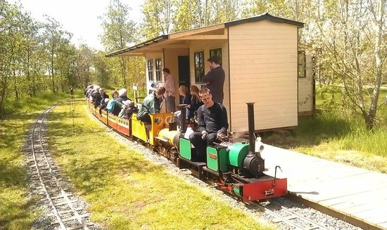 Barnards Farm Miniature Railway