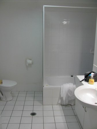 Citysider Holiday Apartments: Bathroom