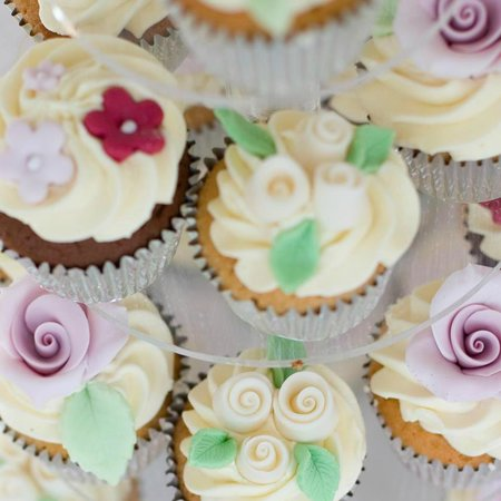 The Store at Belhaven: Beautiful cupcakes from Liggy's Cakes