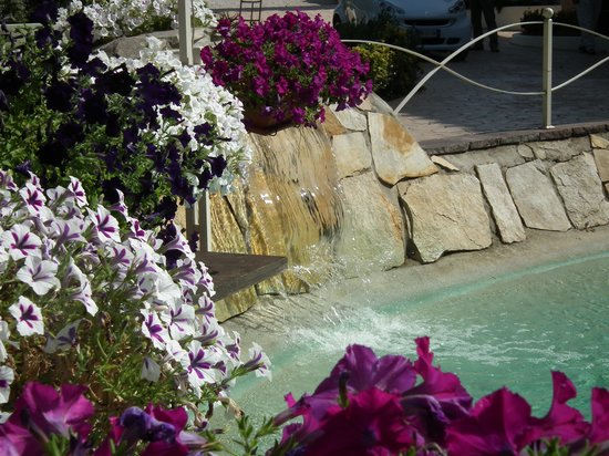 Domus Park Hotel: Cascatella