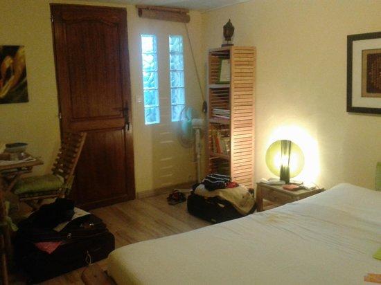 L'îlot Bambou : Room
