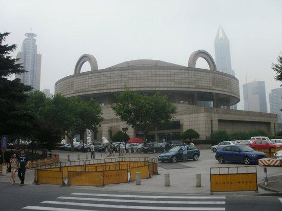 Sancai Pottery Figure Picture Of Shanghai Museum
