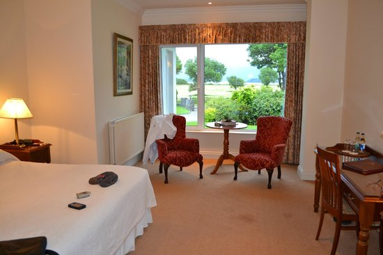 Loch Lein Country House: Our room