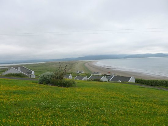 Inch Beach Guesthouse: View From Cottage