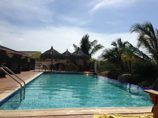 Aruba Cunucu Residence : swimming pool