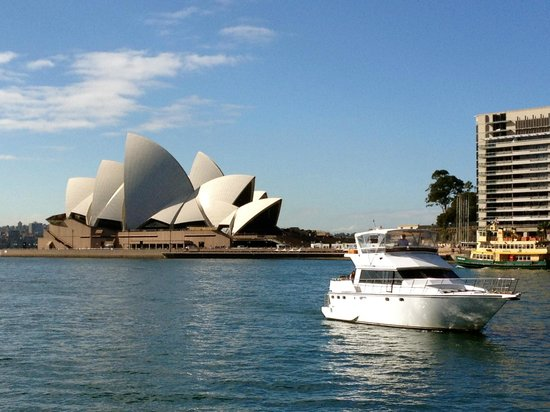 Sea Sydney Cruises: the ship