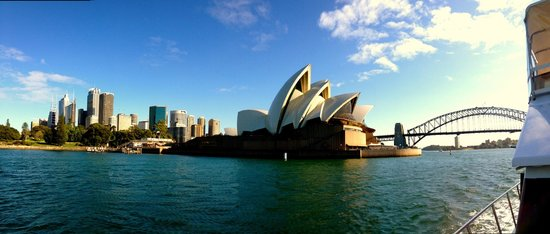 Sea Sydney Cruises: Sydney harbor