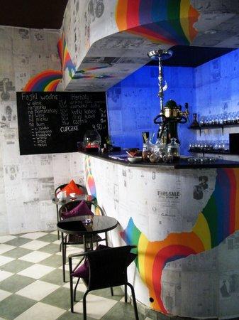 Kominiarz Shisha Bar