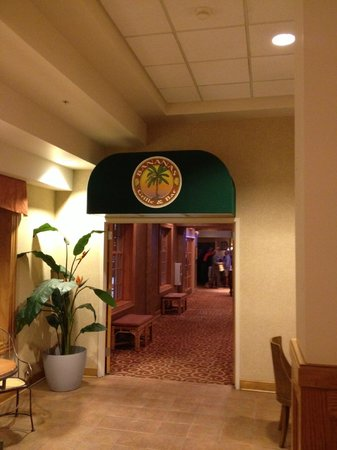 Holiday Inn Chicago-Tinley Park-Convention Center: Bananas