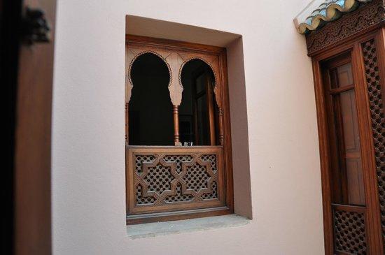 La Maison Arabe: Ventana