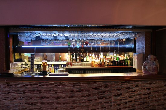 Cathay Garden: Picture of the bar