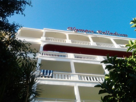 Olympic Palladium : Hotel
