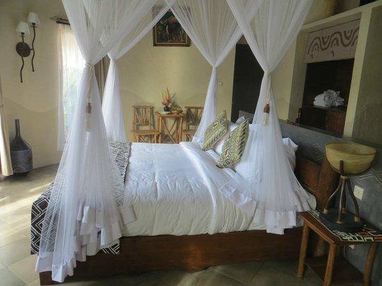 Mara River Safari Lodge : room 204