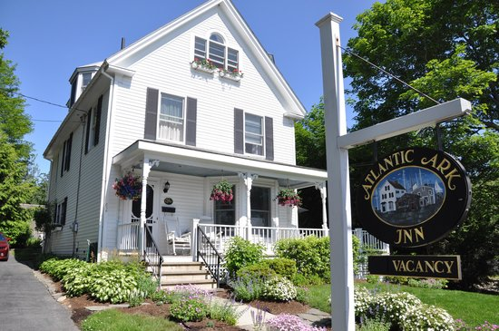 Atlantic Ark Inn: a very inviting place