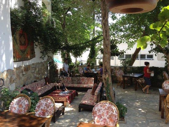 Boomerang Garden Restaurant Ephesus: Garden
