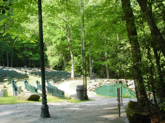 Pine Mountain State Resort Park: Laurel Cove Outdoor Amphitheater