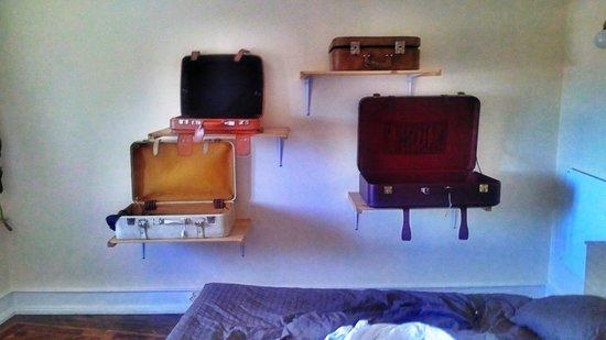 O Bigode do Rato: Ma chambre