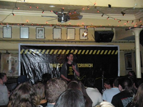 The Comedy Crunch: Ruairi Woods