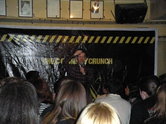 The Comedy Crunch: Michael Mee