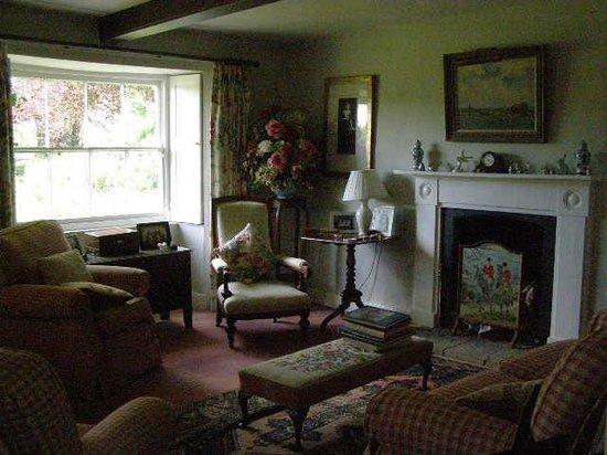 Mill Farm Bed & Breakfast: Sitting room
