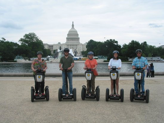 Smithsonian National Mall Tours : Our 1-day family trip to DC