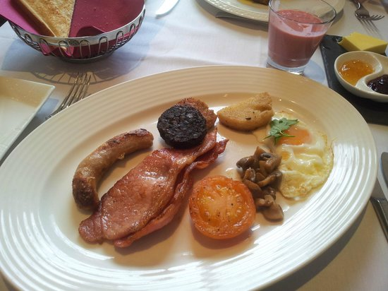 MacNean House & Restaurant: FRY-UP