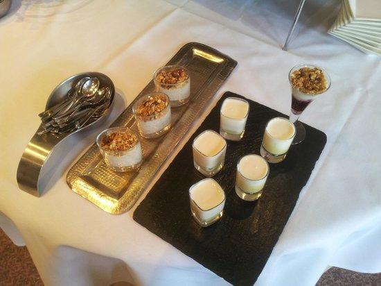 MacNean House & Restaurant: THINGUMMIES