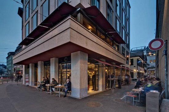 Photo of German Restaurant Sternen Grill at Theaterstrasse 22, Zurich 8001, Switzerland