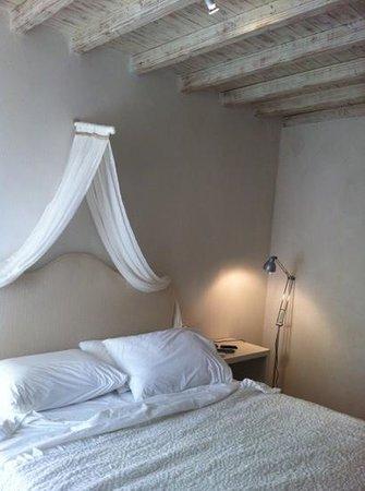 Terra Maria: my bed!!