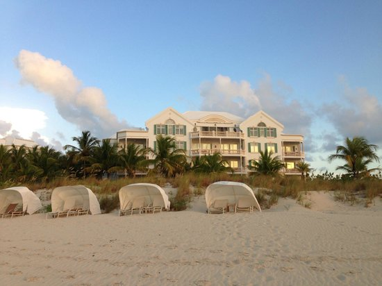 Point Grace: View from Beach
