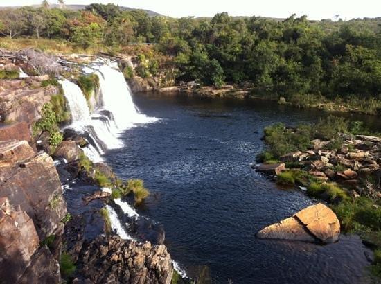 Serra do Cipo, MG: Cachoeira Grande