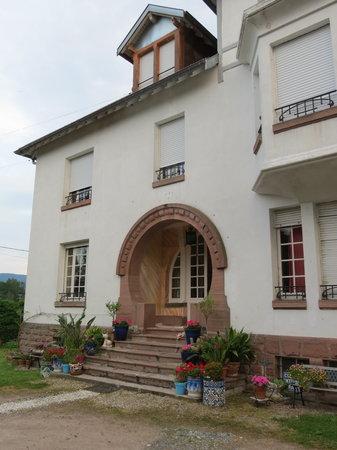 Villa Olianna : Aussenansicht