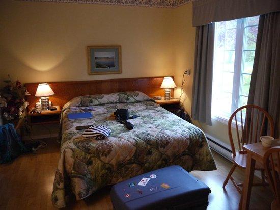 MacLellan Inn: Unser Zimmer