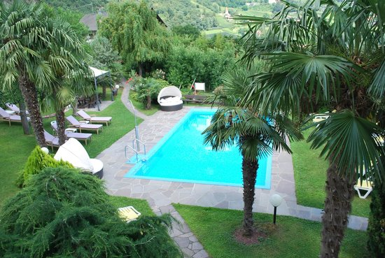 Ruster Resort: la piscina