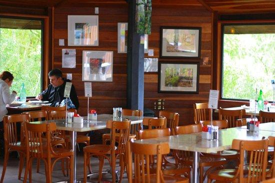 Canopy Cafe Indoor Seating & Indoor Seating - Picture of Canopy Cafe Dorrigo - TripAdvisor