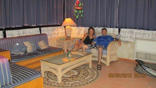 Casa Viva Hotel: en el living